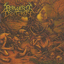 Perverted Dexterity - Primitive Scene of Inhumanity (NEW CD)