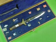 Japan 1993 WENOKA Seastyle Limited Dive Scuba Diving Commemorative Knife Box
