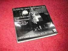 LP Klassik Detlef Kraus Beethoven / Sonaten BAEDECKER