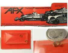 2pr. Aurora AFX Dot Carbon Brush Comutator SPRINGS 8605
