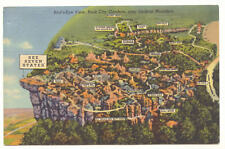 Lookout Mountain Chattanooga Tennessee Vintage Postcard