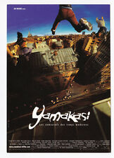 YAMAKASI Les SAMOURAIS DES TEMPS MODERNES carte postale n° C 1198 SONIS BESSON