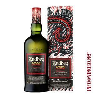 Ardbeg SCORCH limited edition # 2021 Feis Ile Islay Single Malt Whisky 46%