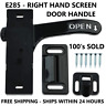 RV E285 Screen Door Latch Right Hand Handle Camper Motorhome Travel Trailer