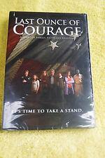 NEW/SEALED DVD! LAST OUNCE OF COURAGE! CHRISTIAN/FAITH/FREEDOM/FAMILY DVD! DOVE