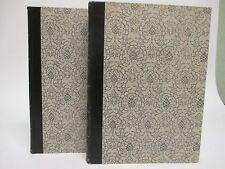 """The Decameron"" Boccaccio 2-Vol Set / Kredel Signed Limited Editions Club 1940"