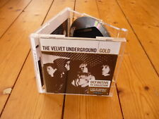 The Velvet Underground ‎– Gold / The Definitive Collection 2CD POLYDOR 2005