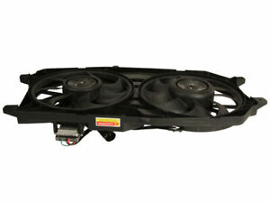 TYC Auxiliary Fan Assembly fits Ford Freestyle 2005-2007 62FVRG