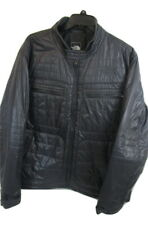 EUC The North Face MENS Lifgtweight Jacket Winter Coat Puffer Size XXL Dark Gray
