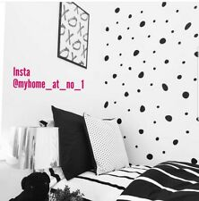 Dalmation Spots Dot Wall Stickers Decal Child Kids Vinyl Art Decor Nursery Home