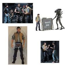 "CARTER J BURKE Hadleys Hope Two Pack NECA ALIENS 2017 7"" Inch LOOSE Figure"