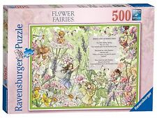 Ravensburger Flower Fairies 500pc Jigsaw Puzzle 14762