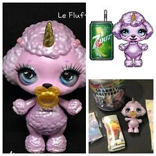Poopsie Sparkly Critters Le Fluff Poodle Dog Unicorn Slime Surprise Complete NEW