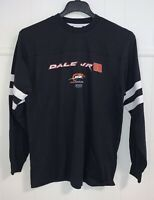 CHASE AUTHENTICS NASCAR DALE EARNHARDT JR #88 LONG SLEEVE T-SHIRT SIZE M Medium