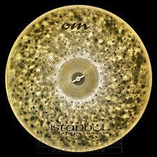 """Istanbul Agop Cindy Blackman Om Crash Cymbal 18"""" - CBOC18"""