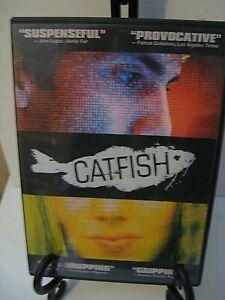 Catfish (DVD, 2011) Sundance Film Festival Thriller Suspense