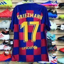 Nike Barcelona GRIEZMANN 17 Home Jersey 19/20 Size XL. Stadium Quality
