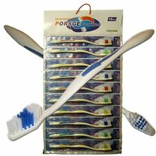 Toothbrushes Lot 100 Wholesale Standard Classic Medium Soft Toothbrush