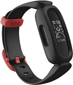 Fitbit Ace 3 Activity Tracker for kids 6+ | Authentic | Kids Wrist Watch | Steps
