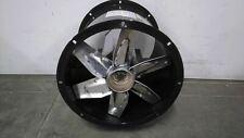 Dayton 4C660 16 In Blade Dia Belt-Drive Steel Tubeaxial Fan w/out Motor