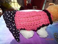 XS Dog Apparel RASPBERRY TORTE Dress w/ruffles