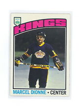 1976-77 TOPPS MARCEL DIONNE CARD #91 NM-NMMT NO CREASES (490)