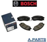 Bosch Pastilla de Freno Eje Delantero Conjunto Completo