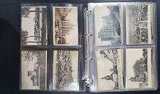 Modern Album of 104 Postcards, inc Gruss Aus Potsdam & Vierwaldstattersee