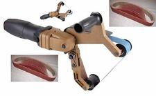 110V Pipe Tube Polisher grinder sander tig plasma 120 Alumina Belt fits metabo
