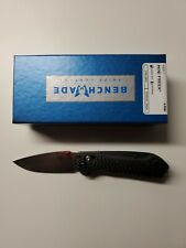 FIRST PRODUCTION BENCHMADE 565-1 CARBON FIBER S90V NEW RELEASES