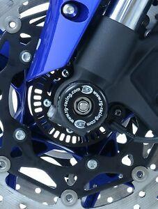 Yamaha MT-09 2013-2020 Fork Protectors R&G Front Bobbins FP0149BK