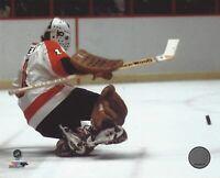 """Bernie Parent Philadelphia Flyers NHL Action Photo (8"""" x 10"""")"""