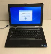 Dell Latitude E6430 Windows 7 Laptop i5 3210M 2.5 GHz 4GB 320GB DVDRW Webcam