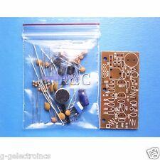 DC 1.5V-9V FM Wireless Microphone DIY Electronic Learning Kits 80MHz-108MHz