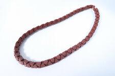 Alte Glasperlen rosa BG56 Old Bapterosse Prosser African Trade Beads Afrozip
