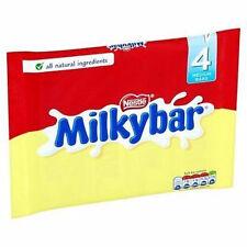 Nestle Milkybar White Chocolate 4 Pack (4 x 25g)