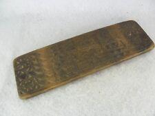Joseon DINASTIA PRE 1800 in legno coreano Maglieria BOARD strumento