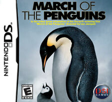 March Of The Penguins - Nintendo DS Game