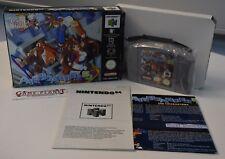 Air Border 64 OVP (pal) Nintendo 64 1-2 Spieler in Box in Verpackung game-planet
