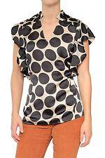 Klassische Ärmellose Damenblusen,-Tops & -Shirts mit V-Ausschnitt für Party