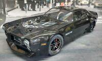 71 Pontiac Firebird Trans Am Custom Traxxas 4-Tec 2.0 1/10 4WD RC Touring Car