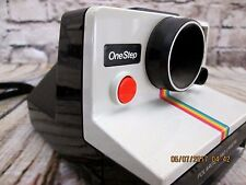 Polaroid SX-70 OneStep Instant Land Film Camera With Rainbow Stripe  Un-Testesd