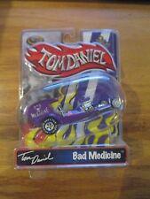 Tom Daniel Bad Medicine Die Cast 1:43 scale By Toy Zone w Free ship!