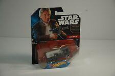 Star Wars Hot Wheels HAN SOLO Force Awakens MOC