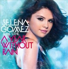 1 Cent CD SELENA GOMEZ & THE SCENE a year without rain ERIC BELLINGER rock pop !