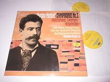 2 LP/MAHLER/SYMPHONIE 2/KUBELIK/DG 2726062 Privilege