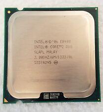 Intel Core 2 Duo E8400 3.0GHz Processor - SLAPL - 6M Cache, 1333 MHz