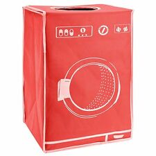 Foldable Washing Machine Laundry Basket Hamper Storage Dirty Laundry Organiser