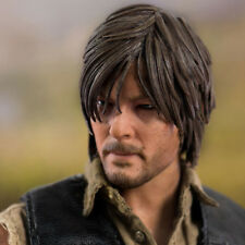 THREEZERO The Walking Dead Daryl Dixon Sixth Scale 1:6 Figure NEW DOUBLEBOX