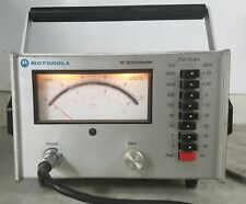 Motorola 1339a Rf Millivoltmeter